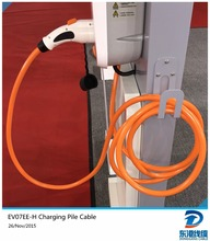 AC 16A/32A/63A J1772 Electric Vehicle Charging Cable Car Charging Station