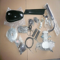 engine for bicycle/ two stroke 80 cc bike engine/ Gas Bike motor Kit
