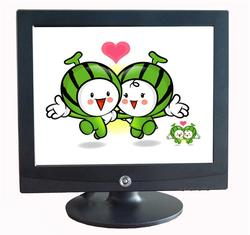 Laptop LCD Monitor double sided lcd vertical advertising monitor Small Pc Monitor