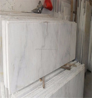 High quality white marble /China marble price/shan dong white marble tile
