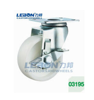 Ledium Duty Swivel Ruedas