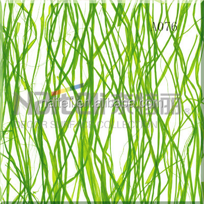 Sea-grass Laminated Acrylic Resin Panel for Office Partition