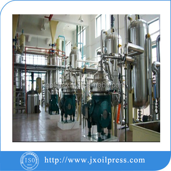 Cooking oil filtration machine for edible oil making production line