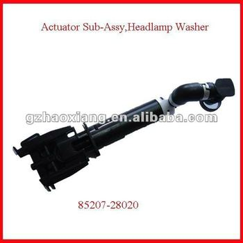 Actuator Sub-Assy Headlamp Washer ACR50 L 85207-28020
