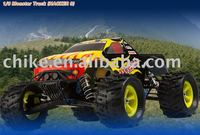 1/8 scale RC Nitro Truggy