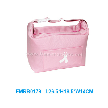 GRS Reach audited reusable recycled RPET women girls cooler bags