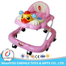 Wholesale plastic stroller sliding simple baby walker with music