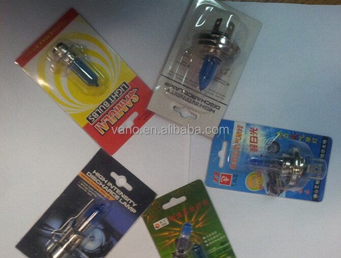 Factory Sales Motorcycle PX26d 24V Xenon H7 Halogen Bulb
