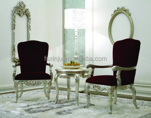 woonkamer stoel en tafel set/ meubelen troon stoelen yl-a9025-3 China ...