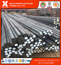 free cutting low carbon steel round bar