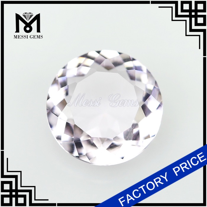Factory price 8.0mm round colored glass stones in bulk