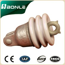 High voltage pin type porcelain insulators,Spool insulator,Insulator