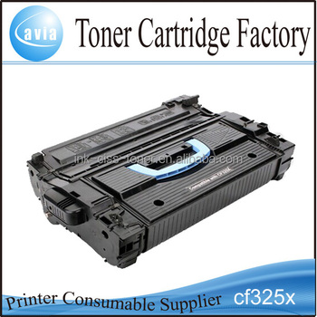 toner cartridge CF325X for hp M800/M806dn/x