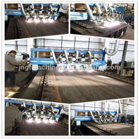 Quad-sync Torch Overlaying Harden surface Machine, Protect Steel From Corrision and Repairing