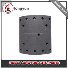 auto brake lock brake lining for truck and trailers brake lining part