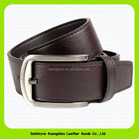 15180 Top grade noble cow leather running belt