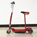 120W mini e-scooter with seat and foldable design
