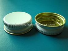 Tinplate Screw Cap for bottle