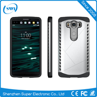 Mobile Phone Heavy Duty Rugged Hard TPU Case Cover For LG V10 Accessories