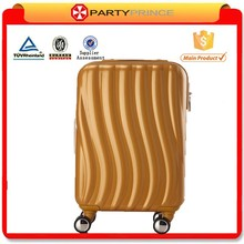 2015 New Model 100% EVA+PU PARTYPRINCE Trolley Luggage Set decent suitcase