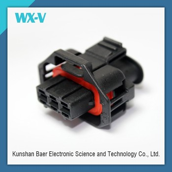 Factory Price 3 Pin Way Female Sealed Auto Electrical Wire Connector Plug Socket 1928403968