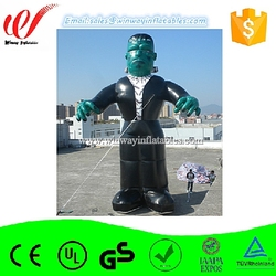 Halloween decoration outdoor inflatable giant monster,inflatable ground balloon,air balloon Y3101