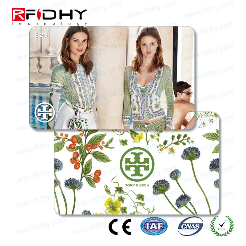 Trade Assurance Payment Serial number printing rfid reward card for attendance system