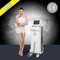 2015 Most Popular Medical Use 810nm snow Hair Removal Laser Diode Machine For Sale
