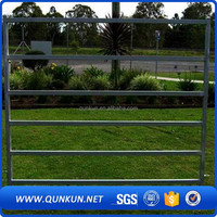 Manufacturer of Aluminum sheep tube fence/used livestock panels/cattle fencing qunkun