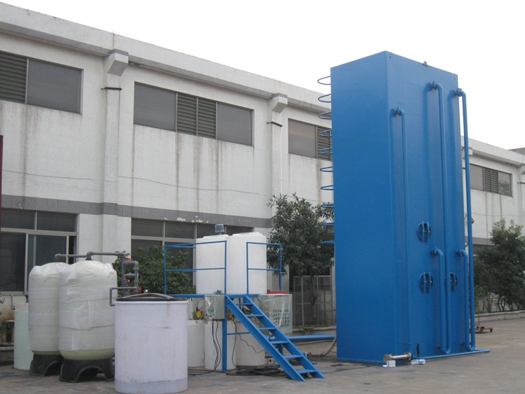 Commercial Purified Drinking Integrated Water Purification System Machine Treatment Equipment Project Implementation