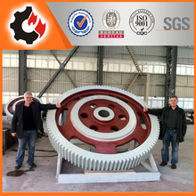 Casting Hardened Teeth Gear wheel