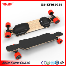 New designed 4 wheel electric powered skateboard