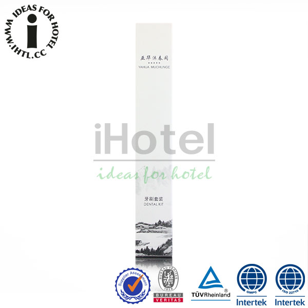 Hotel Portable Toothbrush And Hotel Colgate Quality Toothpaste