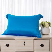 soft silker 100%pure naturally dyed silk pillowcase