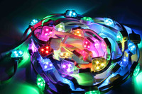 2 years warranty waterproof for amusement dacoration DMX led pixel light string