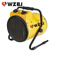 wenzhou 3kw industrial portable electric fan heater