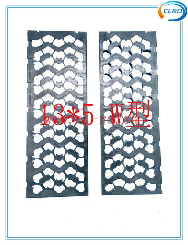 65pcs 18650 battery pack bracket/holder 13S5P
