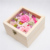 Caoxian Shuanglong multi-function ring bracelet necklace organizer wooden box for jewelry