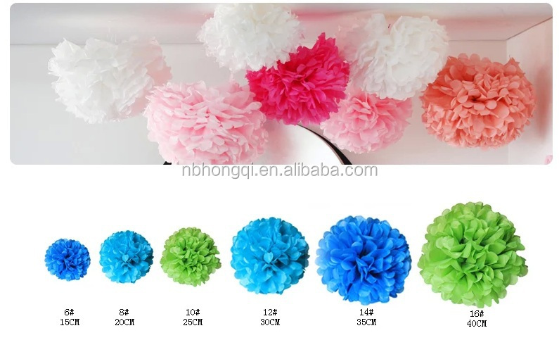 Wedding flowers flowers decorate the wedding bouquet 40cm ball flower decoration