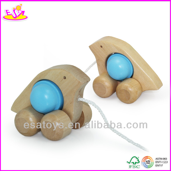 2015 new wooden toy animal,popular wooden animal toy,hot sale wooden toy animal W05B035