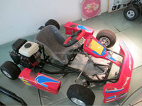 LIFAN AND HONDA 90CC 160CC 200CC 270CC kids engine go kart