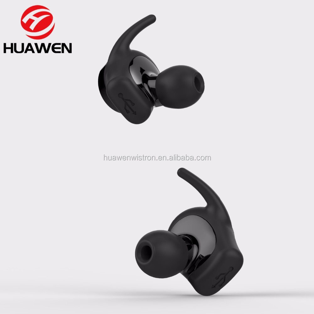 China Factory Supply Sports TWS true wireless stereo bluetooth earphone headphone