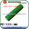 Flat Top 30a Discharging High Quality For Sony 18650 Vtc4 2100mah