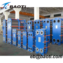 plate type swimming pool heat pump titanium heat exchanger