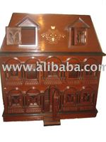 Doll House Wooden solid