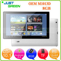 Good Quality Customized Tablet PC Justgreen 10.1 inch Tablet PC With Cheapest Price