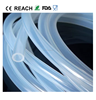 High Transparant FDA Soft Silicone Rubber Tube Silicone Pipe for medical equipment