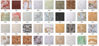 Hot selling polished marble floor design pictures