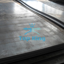 Hot selling GB Q235 Q345 hot rolled steel plate made in China Top King