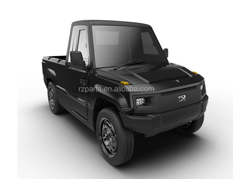 High Power Electric Pickup Cargo Cars for Sale New